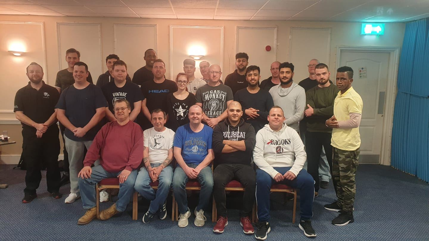 Brighton Door Supervisors course February 2020