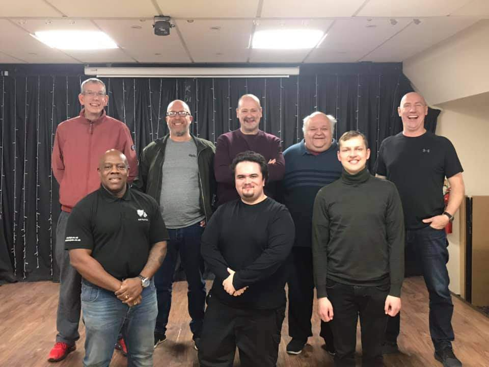 Level 2 Award in CCTV Operations. Southend February 2020.