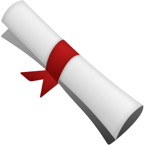 Order Certificate(s)