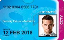 SIA CCTV Operator License