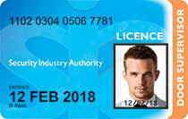 SIA Door Supervisor License